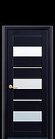 """Двери межкомнатные """"Новый Стиль Лилу"""" венге De Wild"""
