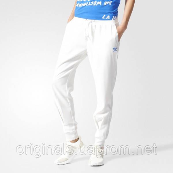 202ca916 Женские спортивные брюки адидас Cuffed BK5956 - интернет-магазин Originals  - Оригинальный Адидас, Рибок