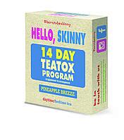 Набір TEATOX PROGRAM 14 day PINEAPPLE BREEZE (для схуднення та очищення)