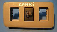 Накладка и кнопка регулятора фар Toyota Camry 40, 2007 г.в. 8401333010, 8415252100