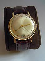 Золотые часы Zenith 18 к