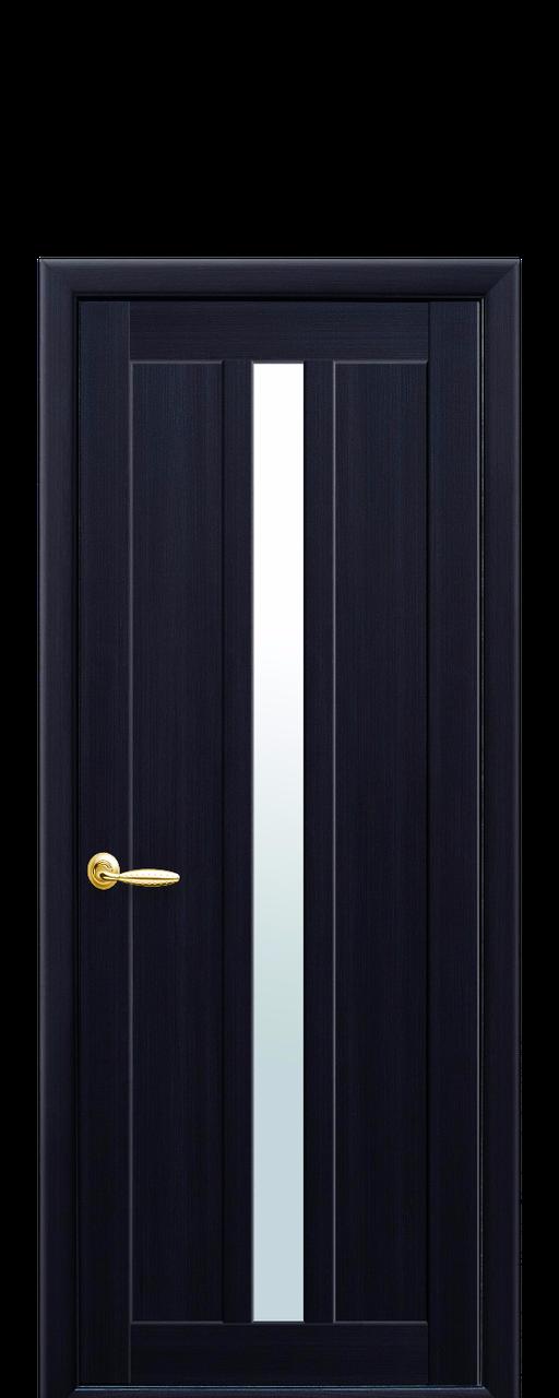 """Двери межкомнатные """"Новый Стиль Марти"""" венге 3D"""