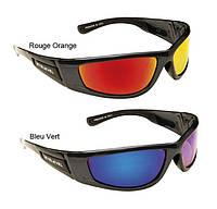 Очки поляризационные EyeLevel Predator(линзы оранжевые,синие)