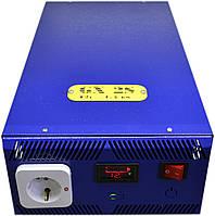 ИБП Леотон ФОРТ GX2S (1400Вт), для котла, чистая синусоида, внешняя АКБ, Украина