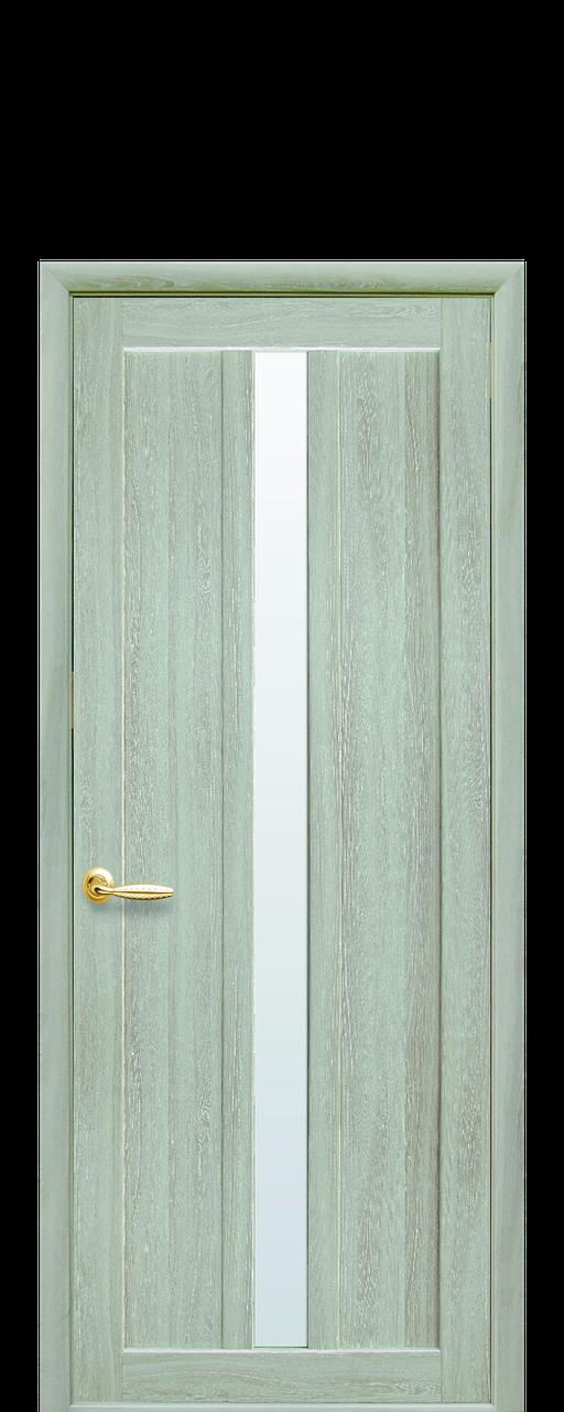 """Двери межкомнатные """"Новый Стиль Марти"""" ясень патина"""