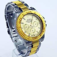 Наручные часы Rosra в стиле Rolex Daytona, 3 цвета