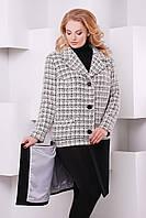 Пальто-трансформер весеннее большого размера 54-62, фото 1