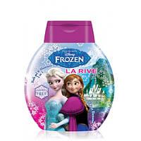 Шампунь-гель для купания 500 мл La Rive Disney Frozen 063117