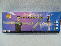 Эспандр пружинный для тренировки мышц рук и ног