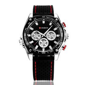 Мужские наручные часы Curren 8146 + подарочная упаковка