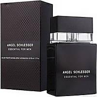 Мужская туалетная вода Angel Schlesser Essential for men, 50мл