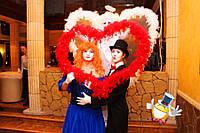 Мим на свадьбу и день рождения, юбилей, фото 1