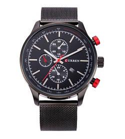 Мужские наручные часы Curren 8227+ подарочная упаковка