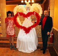 Живая статуя на свадьбу / день рождения