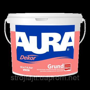 Грунтовка AURA Dekor Grund Аура Декор Грунт 10л