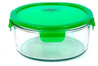 Контейнер для продуктов Peterhof 875 мл, зеленый (PH-10087-GR)_333596