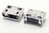 Разъем micro usb Samsung C3592, E1272, E2202, S5280, S6810, S7262, S7710