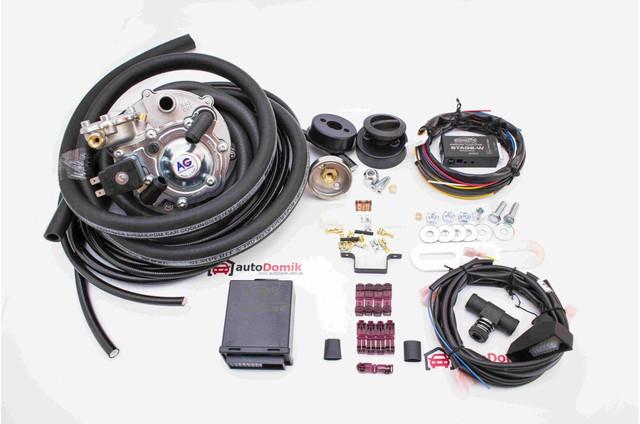 Комплект ГБО 2, друге покоління на повний інжектор