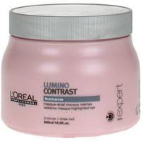 Маска-сияние для мелированных волос-L'Oreal Professionnel Lumino Contrast Masque 500 мл