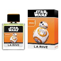 Детская парфюмированная вода для мальчиков 50 мл La Rive STAR WARS DROID 063629