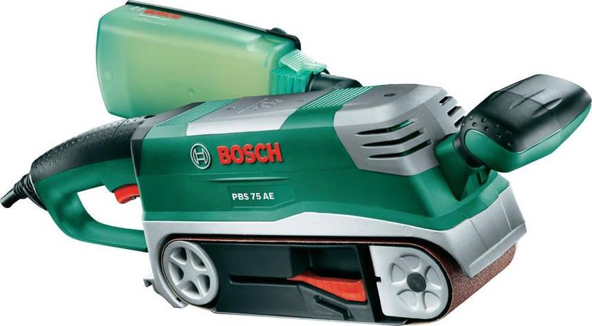 Ленточная шлифмашина PBS 75AE , Bosch , фото 2