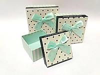 """Подарочные коробочки """"Горошек"""" оптом"""