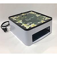 УФ-лампа для наращивания ногтей - 36W №005 с таймером на 60, 120, 180 секунд