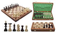 Деревянные шахматы «Галиция», доска 35 см