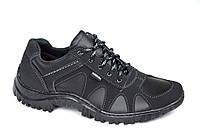 Кроссовки спортивные туфли мужские удобные стильные черные