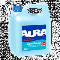Влагозащитный грунт Aura Koncentrat Aquagrund Аура Концентрат Аквагрунт 10л