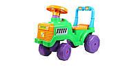 Машинка толокар каталка Беби трактор Орион 931