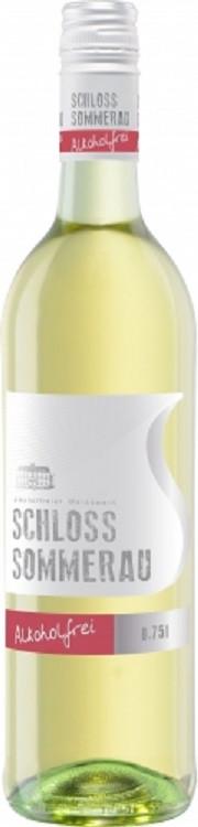 Безалкогольное вино Schloss Sommerau, Белое