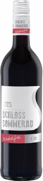 Безалкогольное вино Schloss Sommerau, Красное
