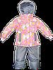 Весенние, осенние комбинезоны (куртки с полукомбинезонами)