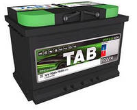Акумулятор TAB EcoDry 70 Ah AGM  Euro