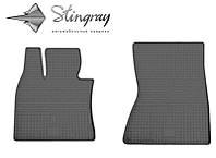 Коврики резиновые в салон BMW X5 (E70) c 2007-2013 передние (2шт) Stingray