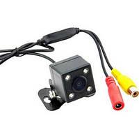 Камера переднего вида с подстветкой в авто. Универсальная. Варианты камер и мониторов