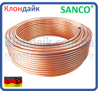SANCO Труба медная мягкая Wieland 18,0 x 1,0