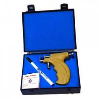 Пистолет для первого прокола ушей Caflon Gold мини набор
