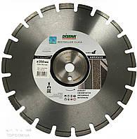 Круг сегментный по асфальту Distar 300x25.4 Bestseller Abrasive
