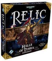 Реликвия: Залы Терры (Вархаммер 40000) (Relic: Halls of Terra (Warhammer 40000))
