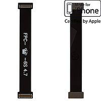 Шлейф для Apple iPhone 6S, для тестирования дисплея