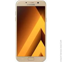Смартфон Samsung Galaxy A7 A720F/DS Gold