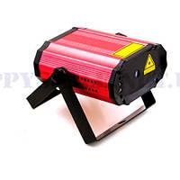 Светомузыка, лазерная установка Mini Laser Light RG-017N-C1 / Декоративное освещение