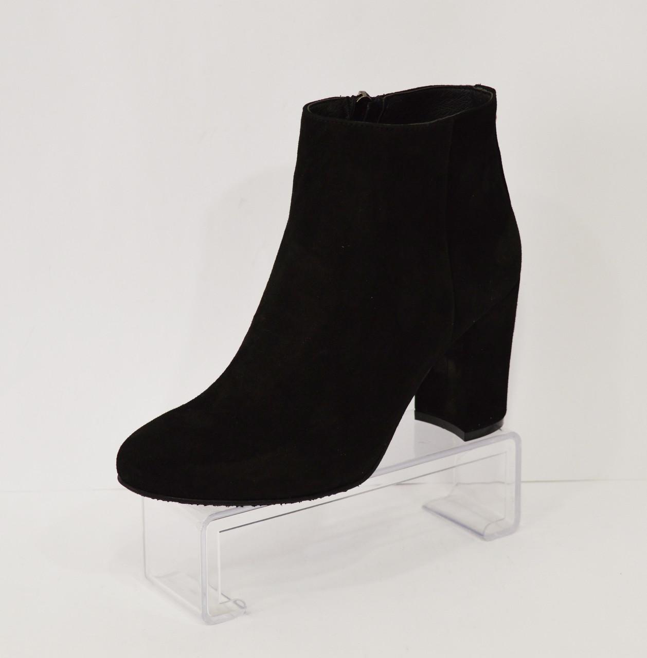 Женские замшевые ботинки Nivelle 5339