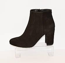 Женские замшевые ботинки Nivelle 5339, фото 2