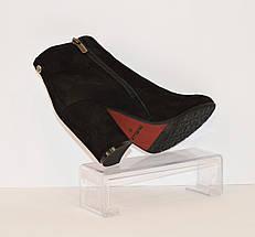 Женские замшевые ботинки Nivelle 5339, фото 3