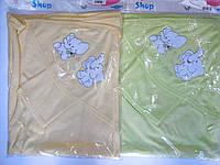 Детское полотенце для купания.
