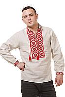 Традиционная мужская вышиванка, фото 1