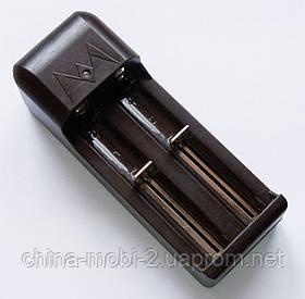 Зарядное устройство с евро-вилкой для 2-х Li-ion 18650, 16340,14500,17670 (Адаптер CHARGER 2 board)